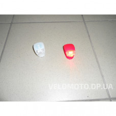 Гелевые мигалки (на 2 светодиода)