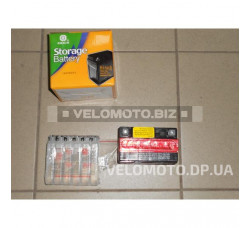 Аккумулятор  STORAGE YTX4L-BS кислотный 12V4AB