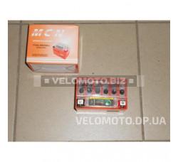 Аккумулятор  MCN YTX4L-BS(GEL) c тестом 12V4Ah/10hr