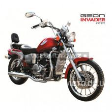 Мотоцикл Geon Invader 250 EFI 2014 инжектор