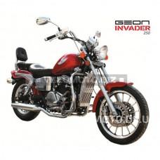 Мотоцикл Geon Invader 250 2013 карбюратор