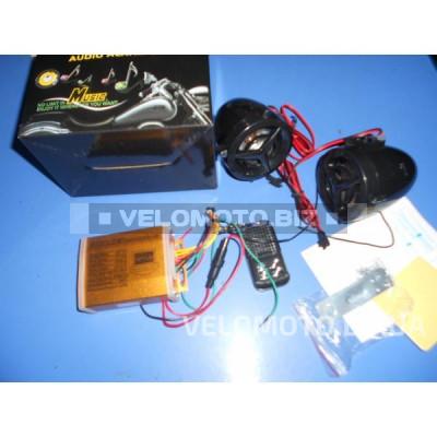 Аудиосистема CZMP3004 (динамики 2,5