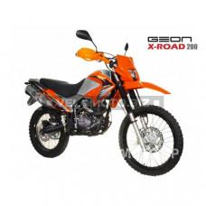Мотоцикл Geon X-Road 200 2014