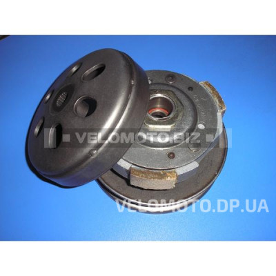 Вариатор задний GY6-125/150 + колокол