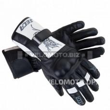 Мотоперчатки SECA 1163 SHEEVA white (женские)