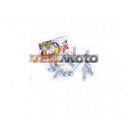 Болты крышки вариатора   Yamaha   (крестообразный шлиц, 11шт)