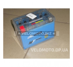 АКБ   12V 9А   гелевый   LDR    (151x86x106, синий)