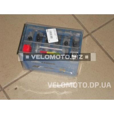 АКБ   12V 7А   гелевый   LDR   (150x87x93, синий)