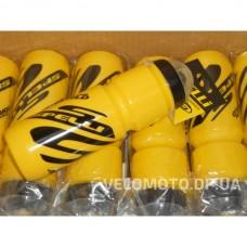 Фляга SWB-528-L желто-черная 800 мл